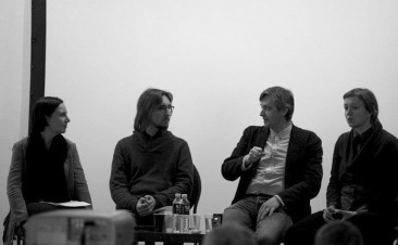 In conversation with Sergei Loznitsa (December 5, 2012, Mediateque, Vilnius, Lithuania)